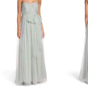 Jenny Yoo X BHLDN Annabelle tulle dress